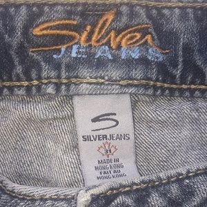 Silver Jeans Jeans - Silver, Size 31 Boot Cut Jeans